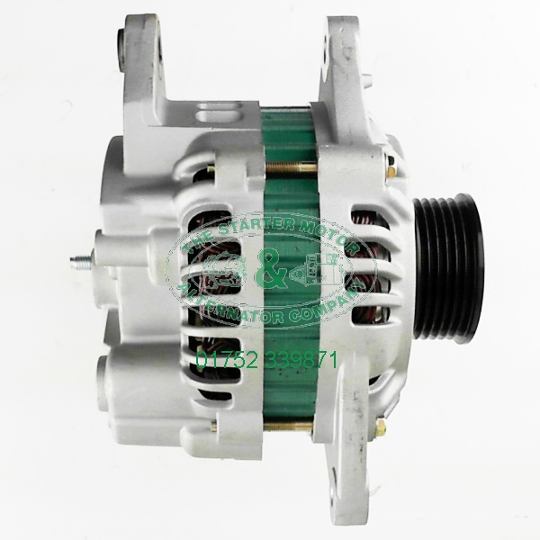 mitsubishi l200 2 5 di d alternator a3338
